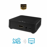 Additional Receiver Only for the Nyrius WS54 Wireless Audio/Video System (Sold Separately) with IR Remote Extender for Streaming Cable, Satellite, DVD -  Does Not Include Transmitter (WS-54RX)<!--WS54RX-->