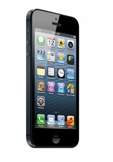 Apple iPhone 5 with A6 chip, Retina Display, LTE<!--IPHONE5-->