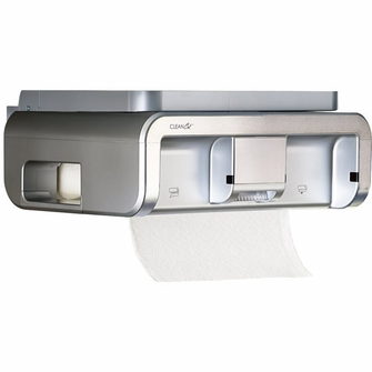 CLEAN Cut Touchless Paper Towel Dispenser, Cuts Any Length (CC3300)<!--CC3300-->