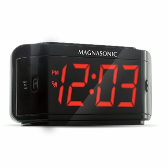 Defender ST300-SD Covert Alarm Clock DVR with Built-in Color Pinhole Surveillance Spy Camera and 2GB SD Card<!--ST300-SD-->