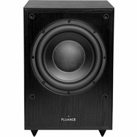 Fluance DB150 10 Inch 150 Watt Low Frequency Powered Subwoofer<!--DB150-->