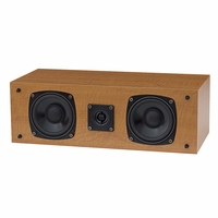 Fluance SXC High Definition Two-way Center Channel Speaker for Home Theater Surround Sound Systems<!--SXC-->