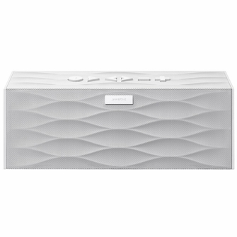 Jawbone BIG JAMBOX Wireless Bluetooth Speaker All-in-one System - White Wave (J2011-01-US)<!--J201101-->