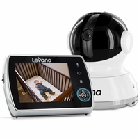 Levana Keera Pan/Tilt/Zoom Digital Baby Video Monitor (32012)<!--32012-->