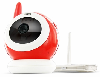 Levana LV-TW500 Interference Free Digital Wireless Night Vision Video Baby Monitor with Online Camera Viewing and Customizable Email Alerts<!--LV-TW500-->