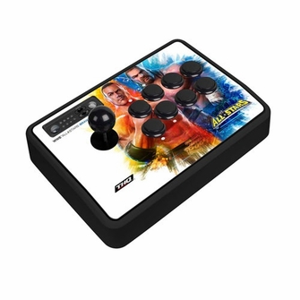 Mad Catz WWE All Stars Brawl Stick for Playstation 3 Wrestling and Fighting Games<!--WWE88187NSA1-->