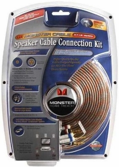 Monster Cable HTIB-SPF Home-Theater-in-a-Box Speaker Wire Connection Kit<!--HTIBSPF-->