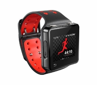 Motorola MOTOACTV 8GB Sports Watch and MP3 Player with Scratch Resistant Touch Screen<!--89565N-->