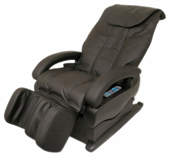 Pure Therapy PT500 Reclining Shiatsu Massage Chair with Remote Control and Elite Shoulder, Back and Calf Therapy<!--PT500-->