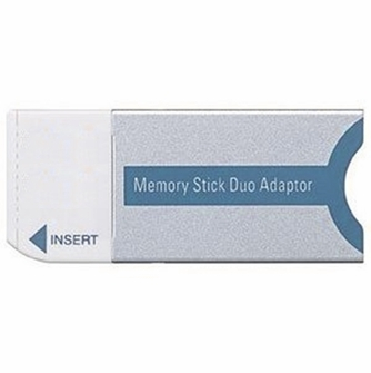 Sony Memory Stick Duo Replacement Adapter (Similar to MSAC-M2)<!--MSADDUO-->