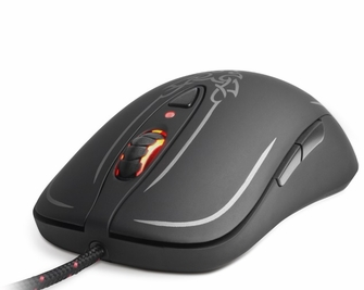 SteelSeries Diablo III Gaming Mouse for Mac OSX and Windows (SS62151)<!--SS62151-->
