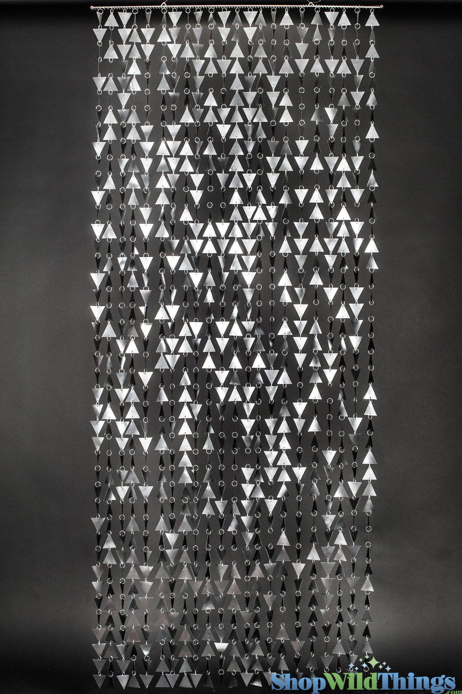Triangle Beaded Curtains