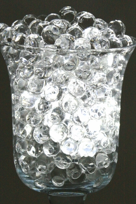 Bulk Water Pearls Centerpiece Filler Jelly Balls Wholesale Jelly Decor Deco Beads Water Pearls