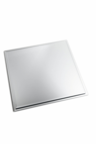 Beveled edge tabletop mirrors for centerpiece design pcs