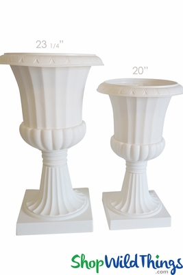 Decorative Planters Amp Urns Wedding Amp Event Vases Shopwildthings Com