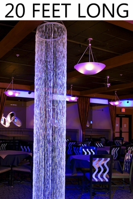 Event Decor Columns For Sparkling Wedding And Party Design