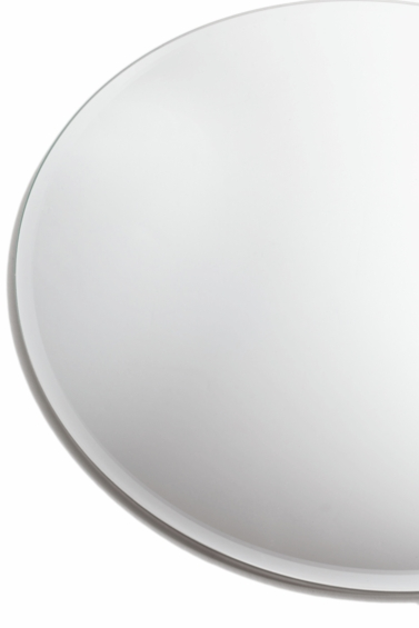 Round centerpiece tabletop mirrors pcs disount event