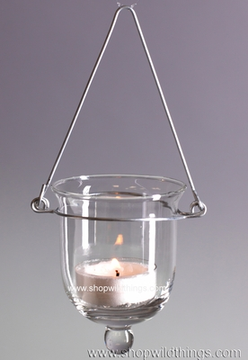 Hanging Glass Votive Candle Holders Shopwildthings