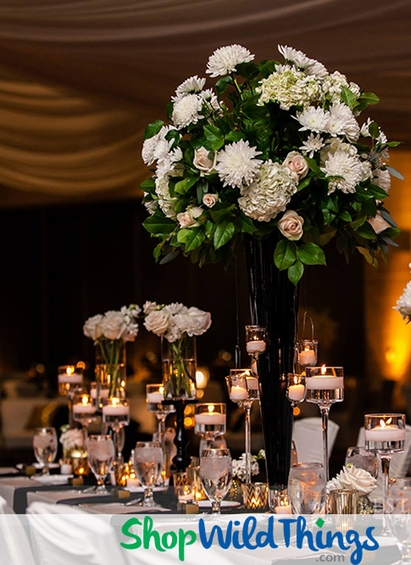 Luxury floral centerpieces unmasked how to get the looks