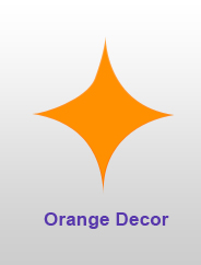 Orange Decor