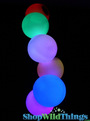 Floating Rainbow Orb Color Changing Ball Shopwildthings Com