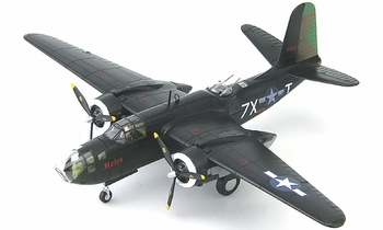 "A-20K Havoc Model, USAAF, 645th BS, ""Helen"" - Hobby Master HA4207 - click to enlarge"