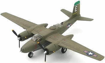 A-26B Invader Model, USAAF, 89th BS, 3rd BG - Hobby Master HA3211 - click to enlarge