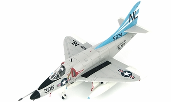 A-4C Skyhawk Model, U.S. Navy, VA-153, Vietnam - Hobby Master HA1428 - click to enlarge