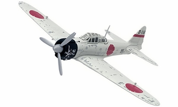 A6M2 Zero Model, IJNAS, 11th Kokutai, Saburo Sakai � Corgi WB99623 - click to enlarge