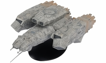 Alien U.S.C.S.S. Nostromo Diecast Model - Eaglemoss - click to enlarge