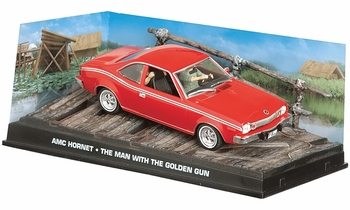 AMC Hornet, James Bond The Man with the Golden Gun - Eaglemoss - click to enlarge