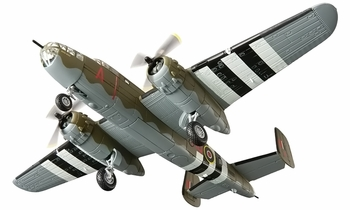 B-25 Mitchell II Model, RAF, No. 226 Squadron - Corgi AA35311 - click to enlarge