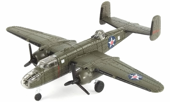 B-25B Mitchell Model, USAAF, Doolittle Raid - Air Force 1 0141 - click to enlarge
