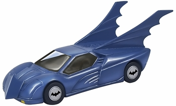 Batman Batmobile Model, 2000 #2, DC Comics - Corgi US77308 - click to enlarge