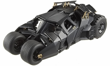 Batman Dark Knight Trilogy Batmobile 1:18 Diecast Model - Hot Wheels - click to enlarge