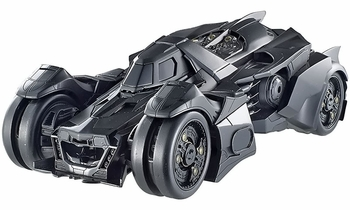 Batman: Arkham Knight Batmobile 1:18 Diecast Model - Hot Wheels Elite - click to enlarge