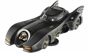 Batman Returns Batmobile 1:18 Diecast Model - Hot Wheels Elite - click to enlarge