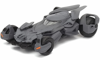 Batman v Superman Batmobile 1:18 Diecast Model - Hot Wheels Elite - click to enlarge
