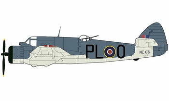 Beaufighter TF.X Model, RAF, No. 144 Squadron - Hobby Master HA2316 - click to enlarge