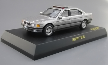 BMW 750iL Model, James Bond: Tomorrow Never Dies - Kyosho - click to enlarge