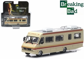 Breaking Bad 1986 Fleetwood RV 1:64 Diecast Model - GreenLight - click to enlarge