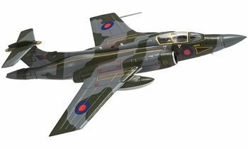Buccaneer S.2 Model, RAF, No. 16 Squadron, G�tersloh - Corgi AA34113 - click to enlarge