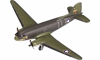C-47 Skytrain Model, USAAF, 36th TCS, 316th TCG - Corgi AA30015 - click to enlarge