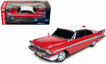 Christine 1958 Plymouth Fury 1:18 Diecast Model - Auto World - click to enlarge