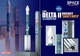 Delta II Rocket Model w/Launch Pad, USAF - Dragon Wings 56334