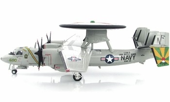 E-2C Hawkeye Model, U.S. Navy, VAW-115 - Hobby Master HA4808 - click to enlarge