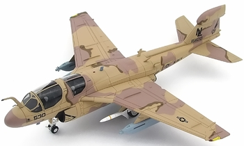 EA-6B Prowler Model, U.S. Navy, VAQ-133 - Hobby Master HA5002 - click to enlarge