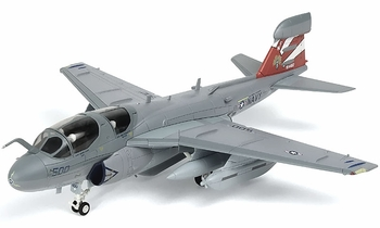 EA-6B Prowler Model, U.S. Navy, VAQ-136 - Hobby Master HA5001 - click to enlarge