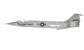 F-104C Starfighter Model, USAF, 479th TFW - Hobby Master HA1038 - click to enlarge