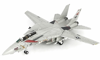F-14A Tomcat Model, U.S. Navy, VF-114 - Hobby Master HA5216 - click to enlarge